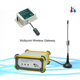 Multipoint Wireless Temperature Humidity water detection sensor for environmental monitoring system