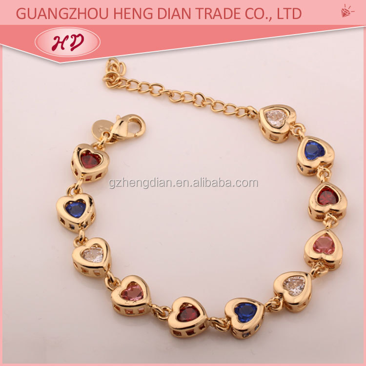 bracelet luxury product high sterling silver women heart products fine woman quality bracelets fashion men image charm