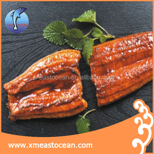 Hot sale seafood food high quality delicious japan eel kabayaki