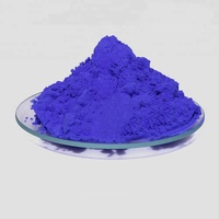 Blue 30 degree Reversible thermochromic pigment change color from color to colorless for T-shirt