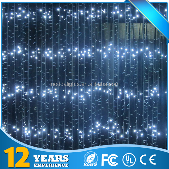 hot new products for 2016 meteor snowfall light christmas lights led - Snowfall Christmas Lights
