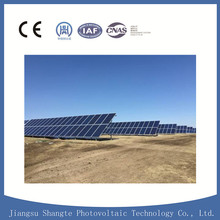 Ground Solar Mounting System, C Channel Steel/ Solar Panel Bracket/Mounting Structure/Photovoltaic Stents