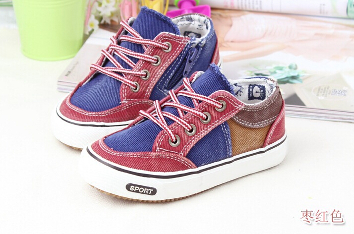 26c5460d415 Get Quotations · New 2015 Spring Autumn Fashion Children Shoes Boys   Girls  Patchwork Sneakers Casual Children Sneakers Kids