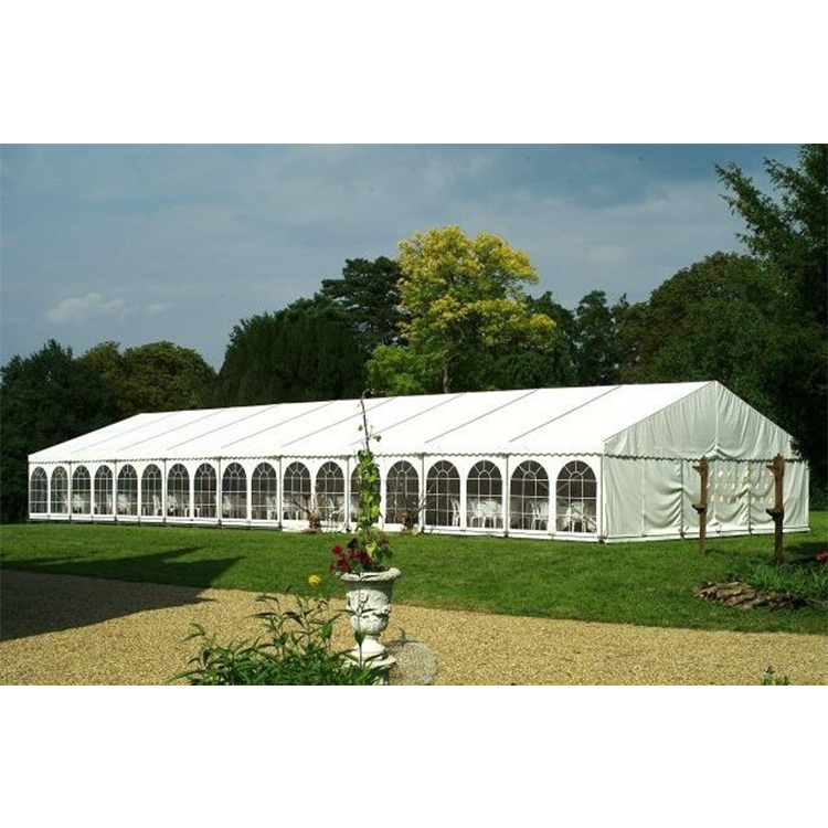 Commercial Outdoor Wedding Tents Marquee Party Used With Luxury Decorations