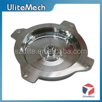 China OEM Manufactuer Machining Turning And Milling Of Metals