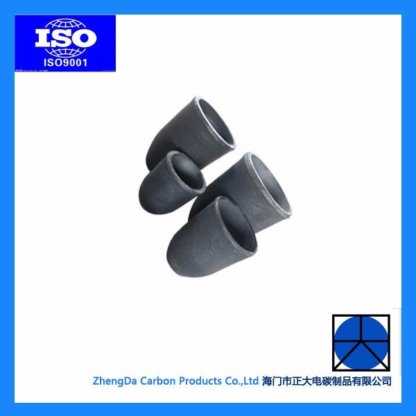high temperature Refractory Melting gold Graphite Crucibles