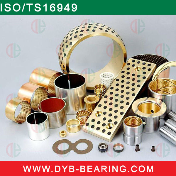 DYB2 AD all kinds Sliding bearing,oilless bush,slide bushing