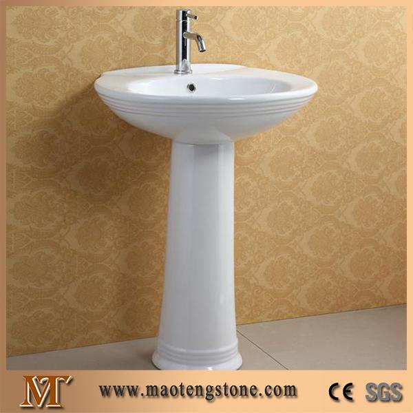 Charmant Popular Bathroom Ceramic Used Pedestal Sink   Buy Used Pedestal Sink,Cheap Pedestal  Sinks,Unique Pedestal Sinks Product On Alibaba.com
