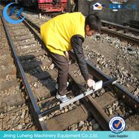 Railway Tools Rail Track Maintenance Gauge Ruler for sale