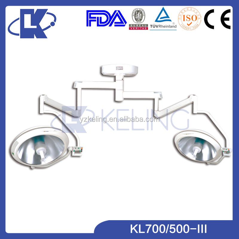 Factory supply newly design Medical surgical instruments portable led ot lights
