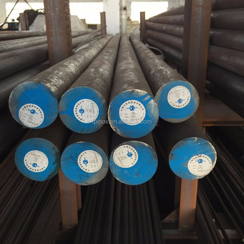 Wuxi tp inox supply astm a276 duplex ss31803 solid steel round bar