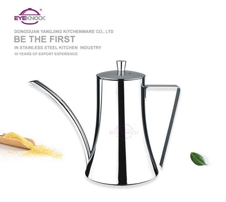 18 10 Dishwasher Safe Eco Friendly Oil Can Kitchen Cooking Dispenser