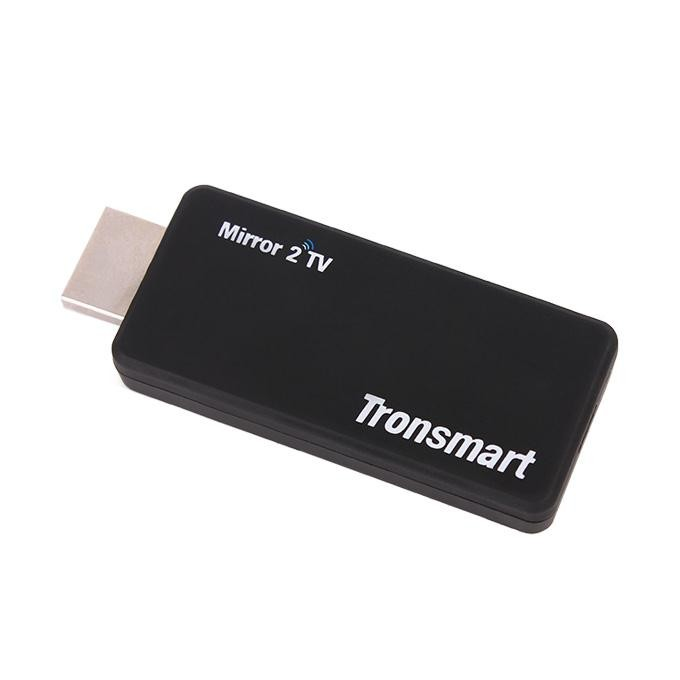 One year warranty Tronsmart T1000 Mirror 2 TV Miracast DLNA Airplay Dongle HD WiFi Display Receiver.