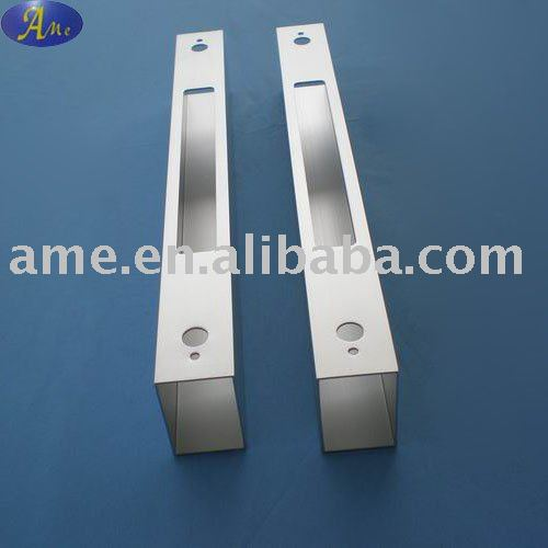 Aluminum LED hard disk drive cooler shells