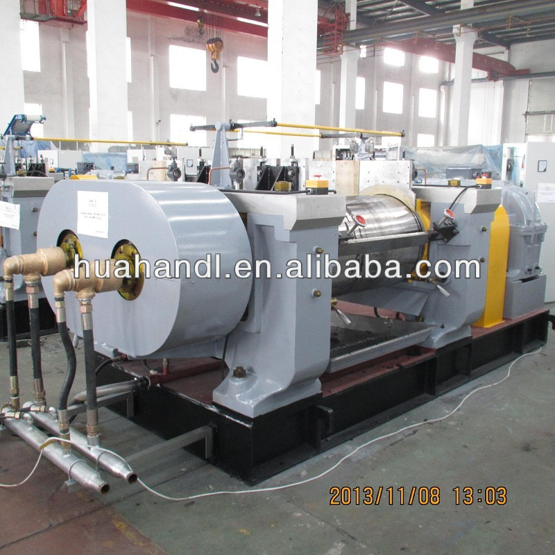 high quality rubberrefiner mixing mill / rubber refinery