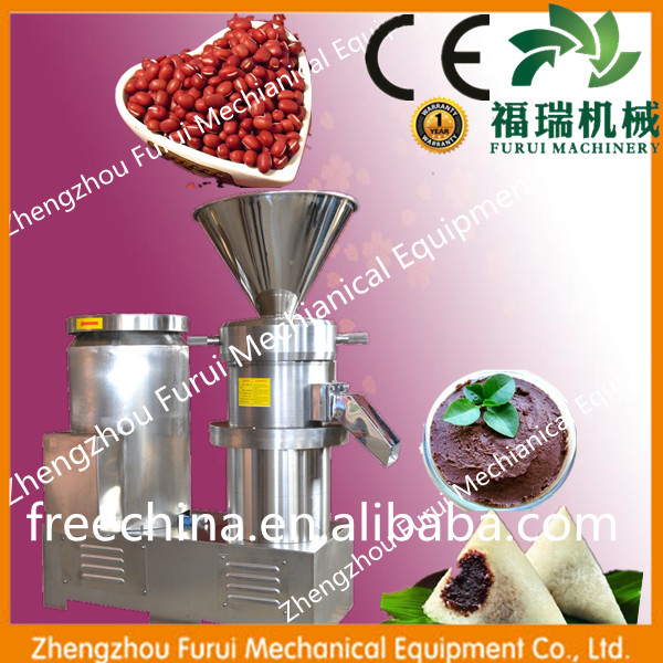 red bean paste making machine, crunchy peanut butter machine