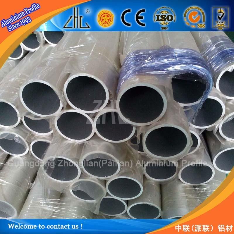 Tubo redondo de aluminio extruido precios flexible de - Poliuretano extruido precio ...