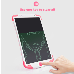 8.5inch writing digital note board educational drawing tablet for kids LCD writing board