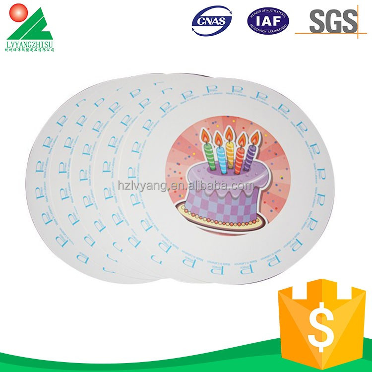 China'S Best paper plate for cake