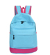 factory OEM fashionable casual 600D oxford polyester backpack for school used