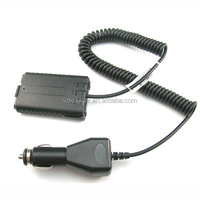 [BE-UV5R] Car Charger Battery Eliminator for Baofeng UV5R walkie talkie