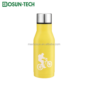 BOSUN Hot sale sport stainless steel water bottle private label
