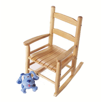 Creative Wood Horse Rocking Chair For Kids Bentwood Children Chair  Wholesale High Quality Kids Swing Chair