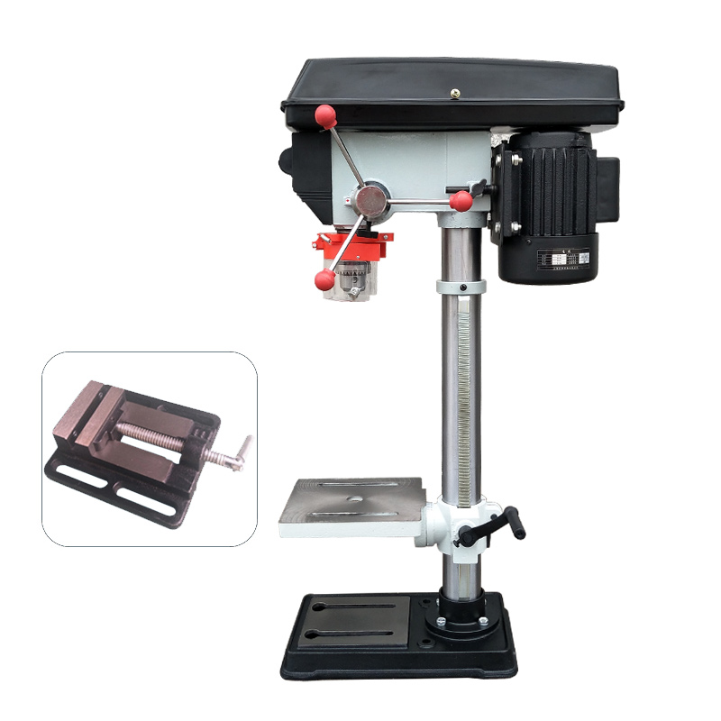 Domestic industrial laser bench drill lathe with 4 inch cross precision bench pliers
