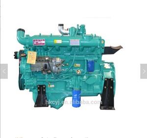 Turbocharged diesel engine R6105AZD