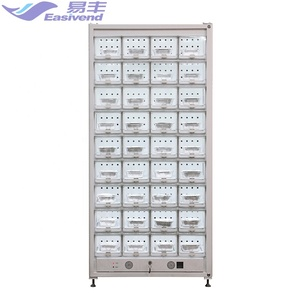 Hot food Pizza Heating Snack Vending Machine for Sales
