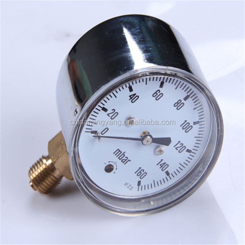Durable Light Weight Easy To Read Clear rubber pressure gauge cover