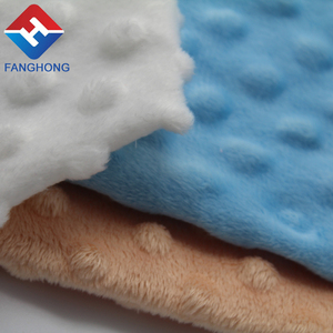 High quality best seller super polyester knit fabric 100%polyester tricot brushed knitted stock fabrics kg Wholesales high