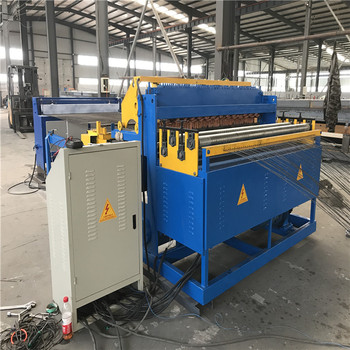 Fully Automatic Welded Wire Mesh Machine Used Coiled Wire