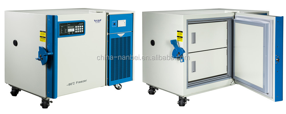 upright type 1500L medical refrigerator for vaccine