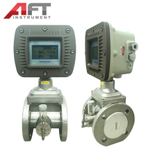 gas turbine flow meter with Intelligent IC card industry controller