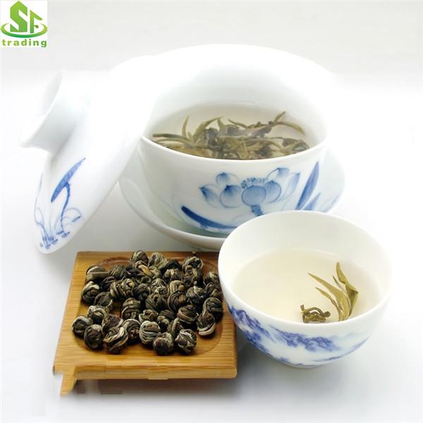 New arrived Top grade Jasmine Dragon Pearls Tea/natural and organic jasmine pearls tea - 4uTea | 4uTea.com