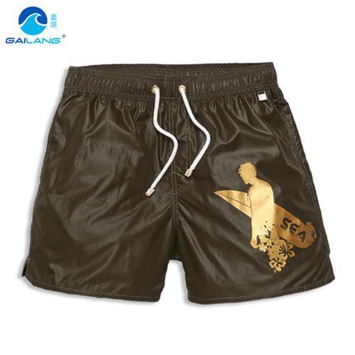 aac27b682e Get Quotations · Men beach shorts brand summer style boxers for men surf beach  swimwear sport short mens board