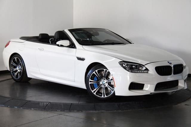 2013 BMW M6 Base $65,000 USD