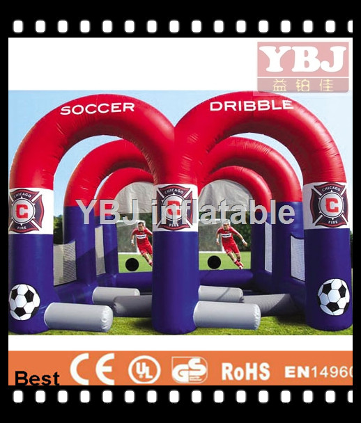 special attracting inflatable sport games