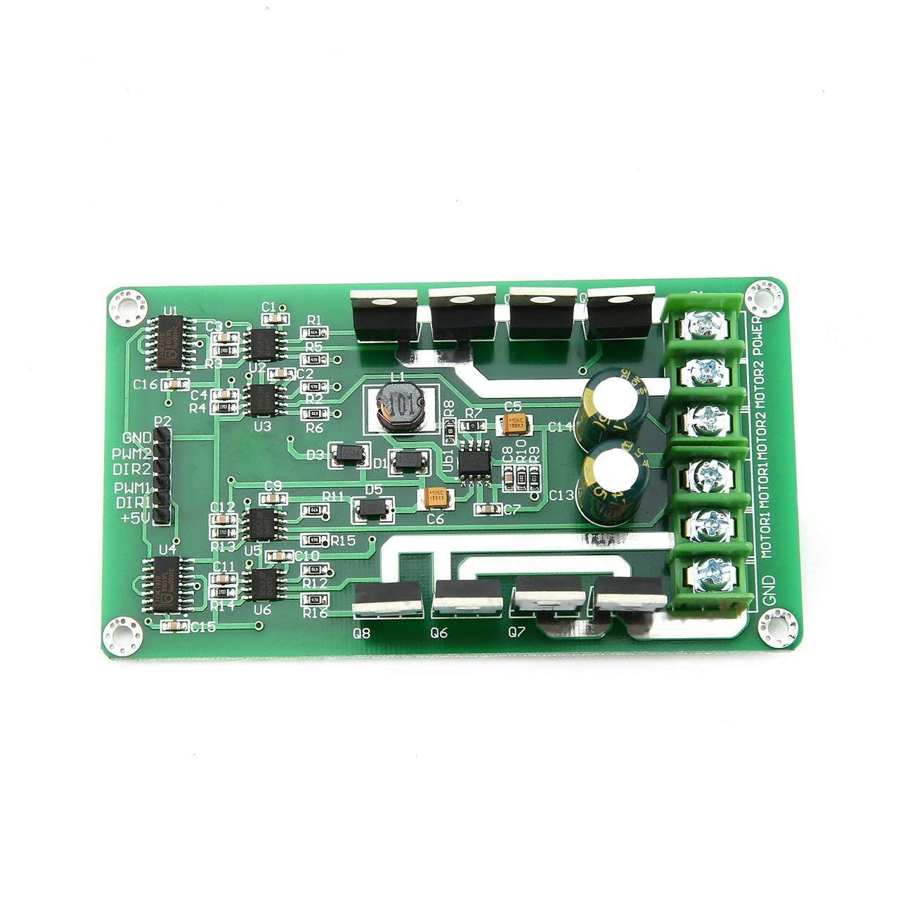 Cheap Motor Driver Circuit Mosfet Find H Bridge Get Quotations 3v 36v Dual Board Module Dc Irf3205 Peak 30a