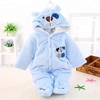 Newborn Baby Girls Boys Winter Animal Style Rompers Fall Winter Playsuits Snowsuit