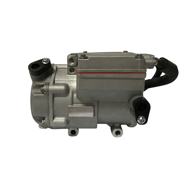 12v dc air conditioner compressor for cars universal type automotive ac electric compressor