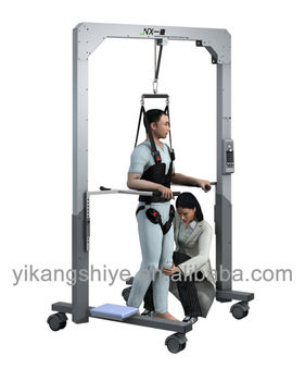 Gait Training Physical Therapy Equipment Used For Hospital