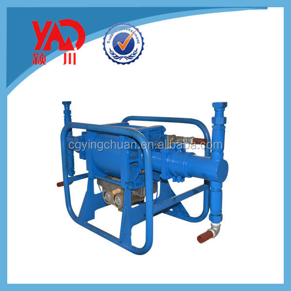 Convenient Operation 2ZBQ-9/3 Air Cement Mortar Pump/Grouting Pump /Slurry Pump For Coal Mine Use