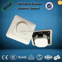 PC Halogen Flush-type halogen lamp free led dimmer 220v