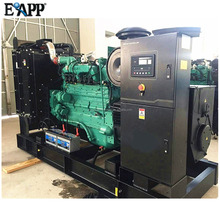 Wholesale 200KW EAPP Natural Gas Powered Generator Set for Ship
