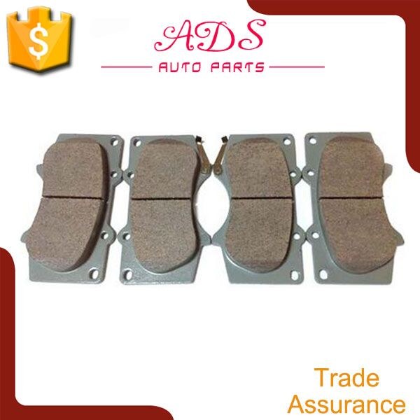 Heavy truck car brake pad auto parts market in guangzhou good performance for Korea car OEM:58101-2fa10