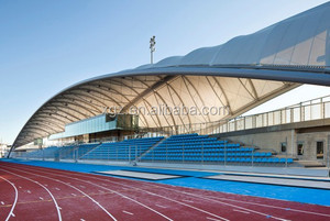 modern cheap steel structure gymnasium design for sale