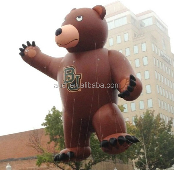 inflatable animal giant bear