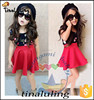 girls summer fashion clothes wholesale children's boutique clothing